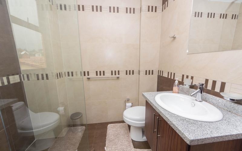 Guest Bathroom Cuenca, Ecuador Nikon D7500 by Lourdes Mendoza