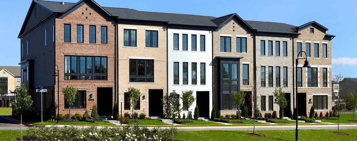 Townhomes Header Image