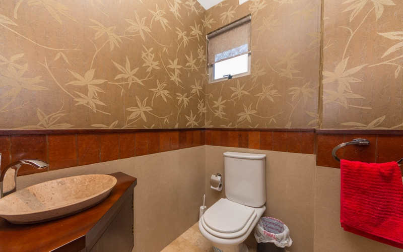 Half Bathroom Cuenca, Ecuador Nikon D7500 by Lourdes Mendoza