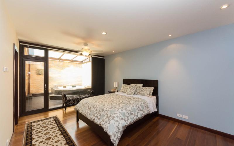 Master Bedroom Cuenca, Ecuador Nikon D7500 by Lourdes Mendoza