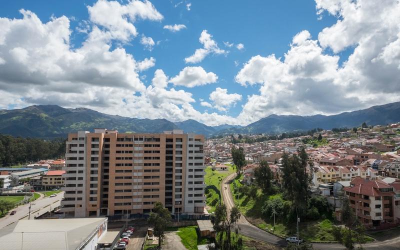 Mountain View Cuenca, Ecuador Nikon D7500 by Lourdes Mendoza